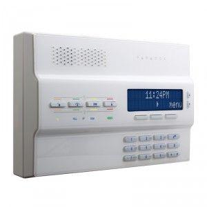 Centrale d'alarme sans fil de maison Paradox