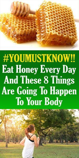 Eat Honey Every Day And These 8 Things Are Going To Happen To Your Body – Women Health and Beauty Tips