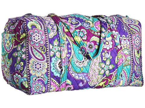 Vera Bradley Luggage Large Duffel Dogwood - Zappos.com Free Shipping BOTH Ways - $85