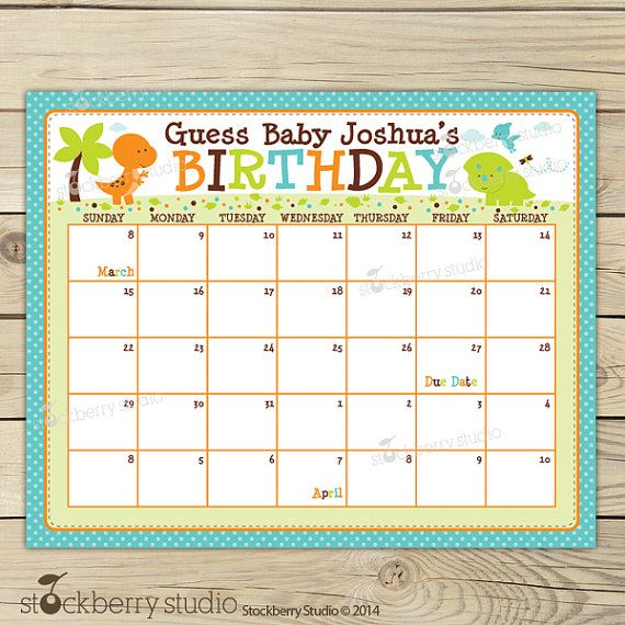 Calendar Shower Ideas : Best ideas about due date calendar on pinterest baby