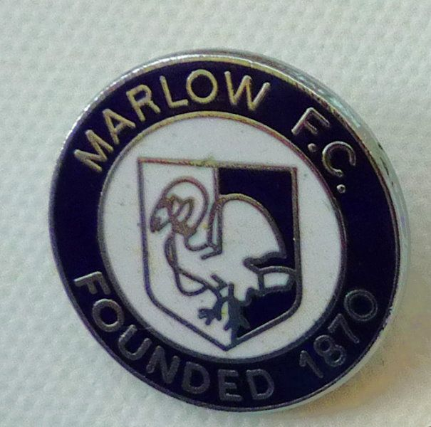Marlow, a favourite non-League team, this time from the southern regional leagues.