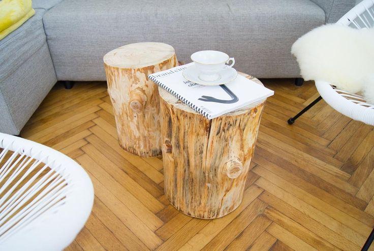 die 25 besten ideen zu esstisch baumstamm auf pinterest couchtisch baumstamm baumstamm. Black Bedroom Furniture Sets. Home Design Ideas
