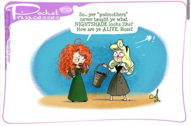Pocket Princesses #70
