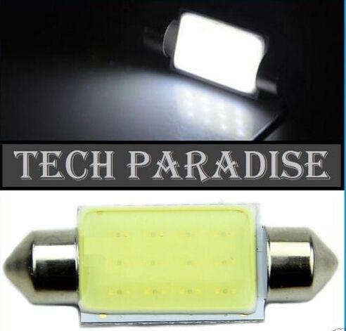 1X Livraison gratuite voiture style 31mm 36mm 39mm C5W 12 V 3 W Voiture led feston lumière COB 12 chips Auto led ampoules DE LAMPE de voiture lumière
