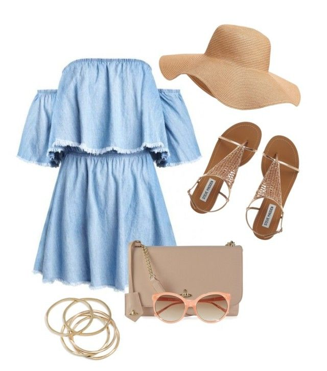 Untitled #1057 by mkomorowski on Polyvore featuring polyvore, мода, style, Vivienne Westwood, ABS by Allen Schwartz, Linda Farrow, Old Navy, fashion and clothing
