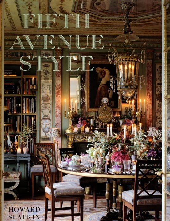 Fifth Avenue Style A Designers New York Apartment Howard Slatkin Available At Mary Tuttles Flowers And Gifts Chesterfield MO