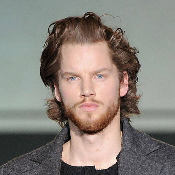 Incredible 1000 Ideas About Wavy Hairstyles For Men On Pinterest Hairstyle Short Hairstyles Gunalazisus