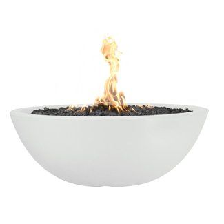 The Outdoor Plus Sedona Natural Gas Fire Pit