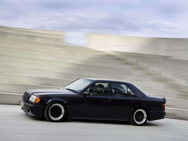 "Mercedes 300E 6.0 AMG ""Hammer"""