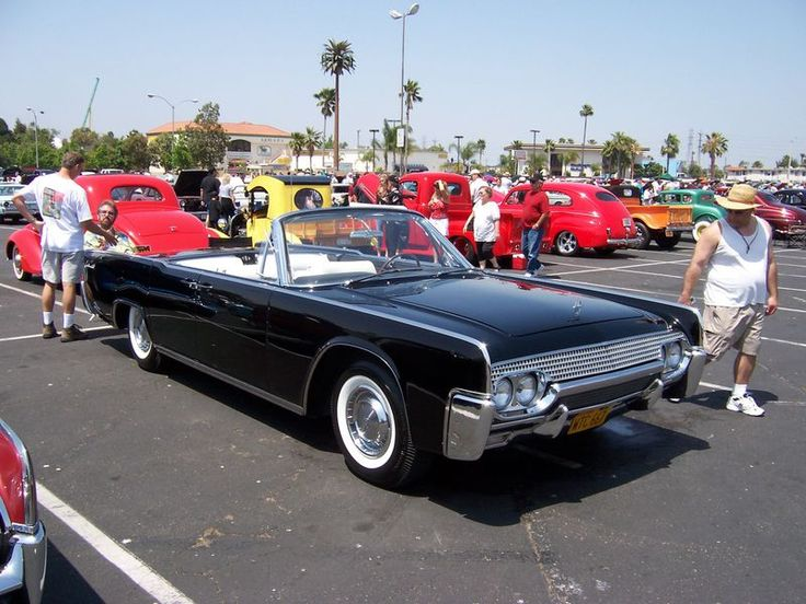 Lincoln continental ckassic 1966 Lincoln Continental