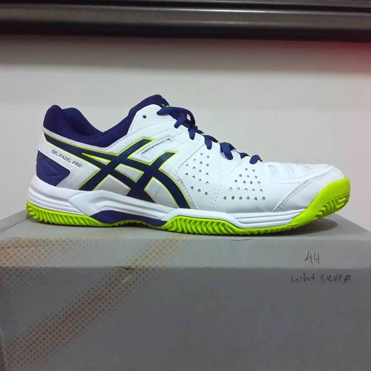 Asics Gel - Padel Pro 100% Original Brand New With Replacement Box Price 700.000  Ready Size : 43.5  Cek Juga : Facebook Iwan Tennis http://ift.tt/2iKjA70 http://ift.tt/2AJiNdn  Contact : Pin BBM 51DEB16C WA 089639191603 Line tennisid  #Tenis#Tennis#Sepatutenis#Sepatutennis#Tennisshoes#Sepatutenisoriginal#Asics#Sepatuasics#Sepatutenisasics#Sepatutenisasicsoriginal#Asics2017