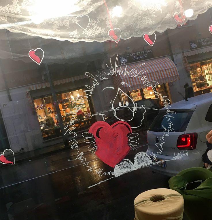 San Valentino merceria ViaMantovana56 lolofred #lolofred