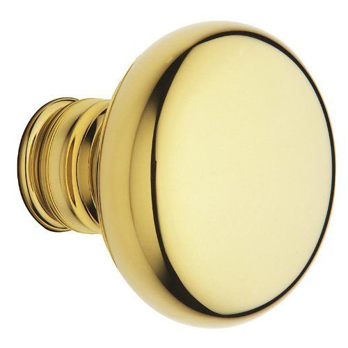 Baldwin 5015.003.PRIV Solid Brass Door Knob Baldwin