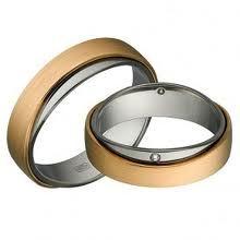 2 ringen: samen 1. Net als jullie!  Juwelier Goudsmederij Mariska Timmer Geldermalsen