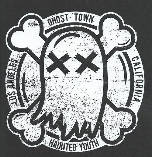 ghost town band logo