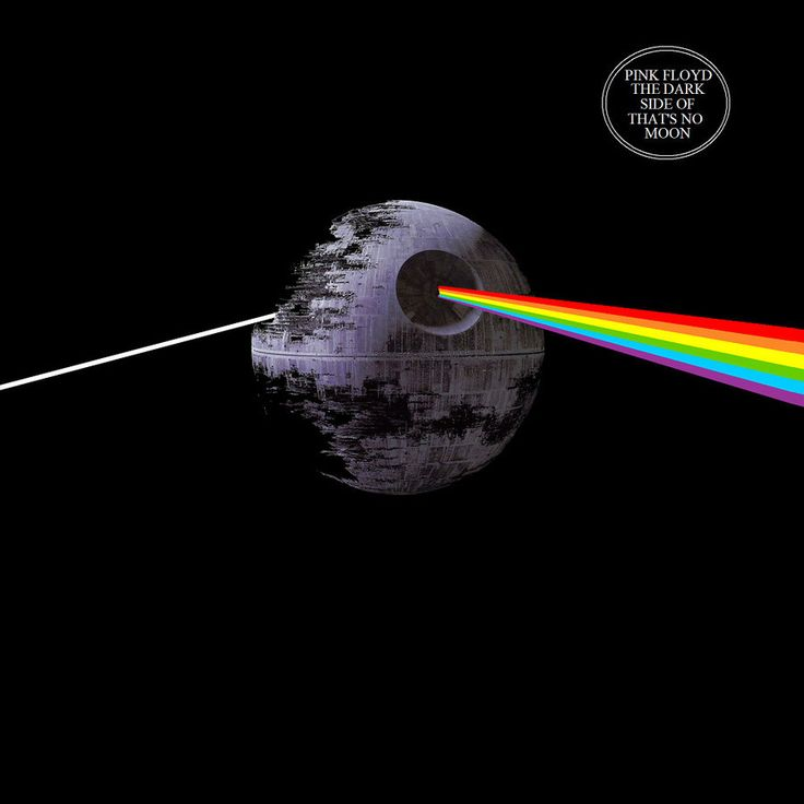 This Is The 'Star Wars: The Force Awakens' And Pink Floyd Mashup You Were Looking For