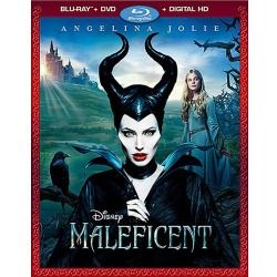 Disney Disney Maleficent Blu-ray and Special Features DVD