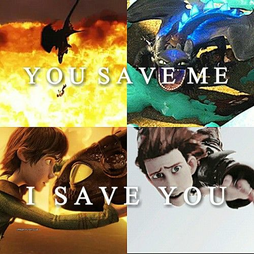Imagen de amazing, frienship, and hiccup