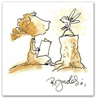 Fairytales   (Peter H. Reynolds)