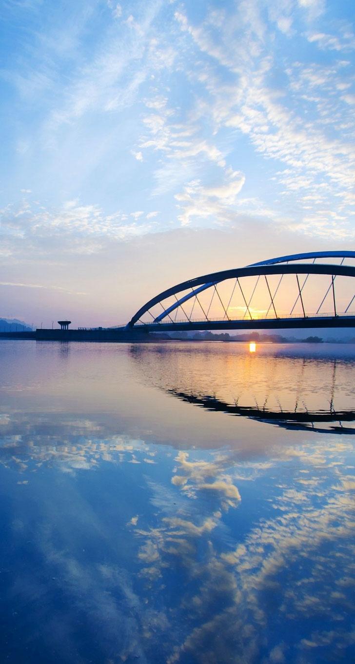 Putrajaya Bridge, Malaysia