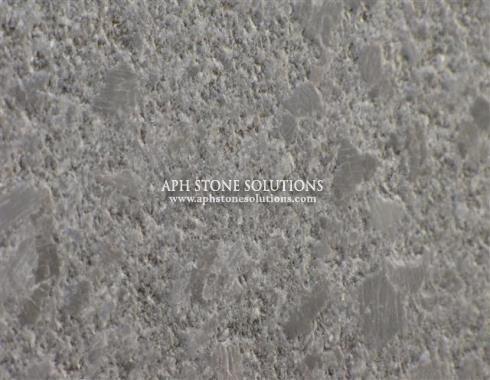 Club Media Room Countertop Steel Grey Leathered Granite