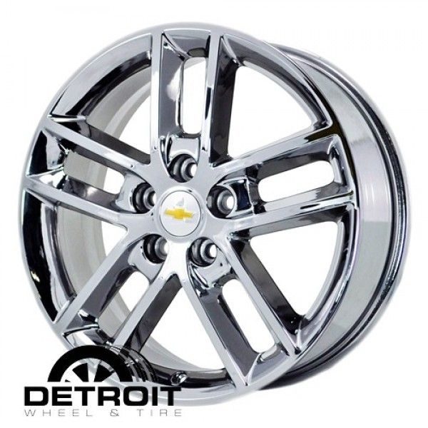 2008 2009 2010 2011 2012 CHEVROLET IMPALA Factory OEM Rim Wheel