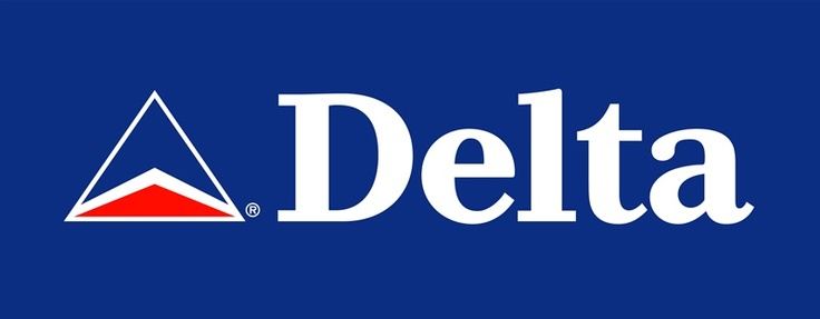 Delta Airlines Logo | Airlines | Pinterest