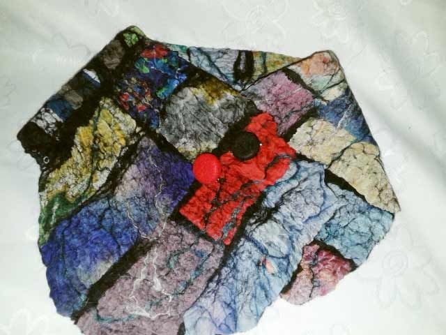 cuello mosaico