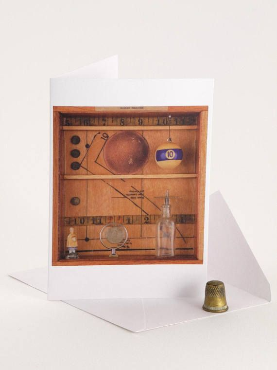 Blank note card:  Radian Measure fine art reproduction