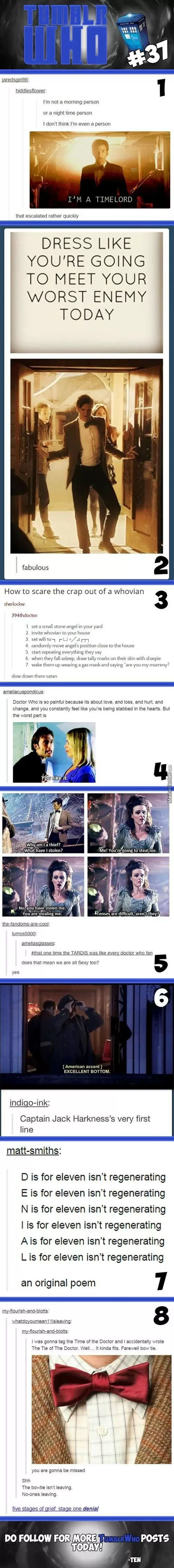 If the doctor did stole us like the tardis would we be sexy too THEORY CONFIRMED