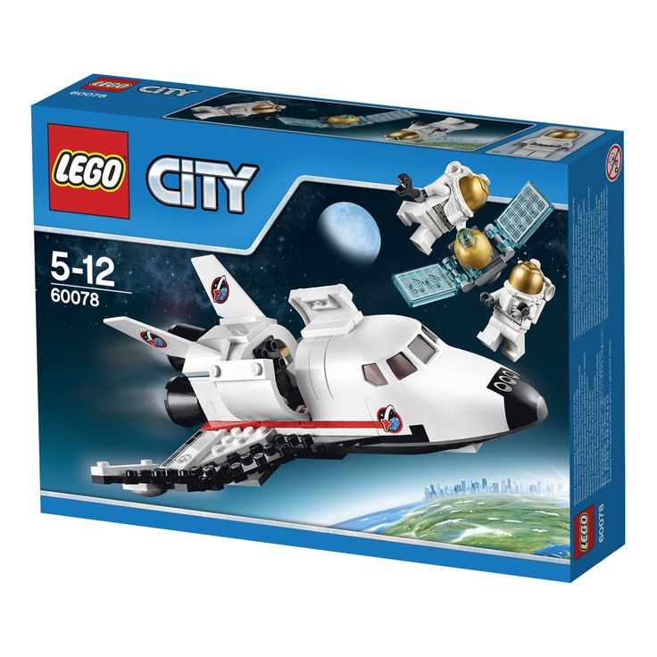 LEGO City Weltraum Shuttle