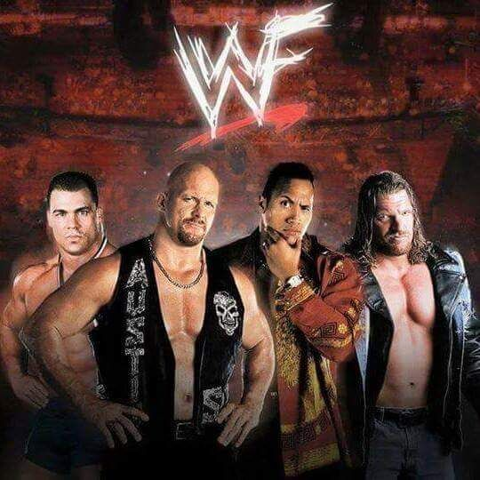 The Best Era in Wrestling History