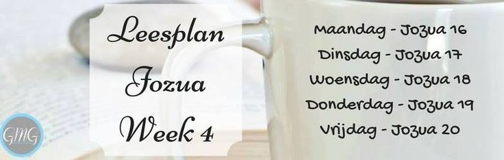 In deze week lezen we de volgende hoofdstukken: Blijf dichtbij je Maker.