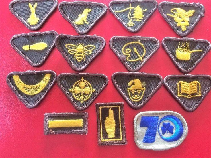 427 best Badges - Canadian Girl Guides images on Pinterest ...