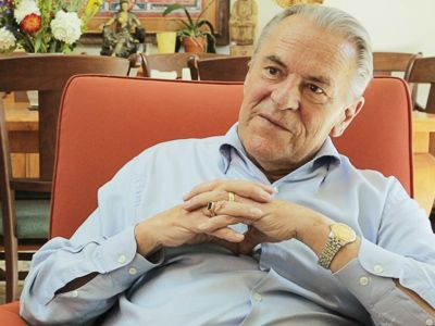 Interview with Stan Grof for Crazywise, the documentary. The Potential of Holotropic States for Emotional Healing.