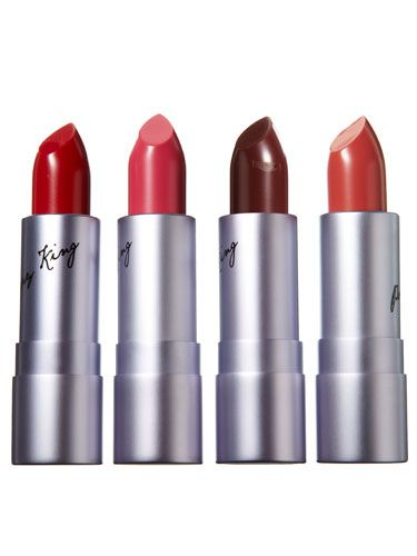 "Take years off your look with the new Poppy King for Boots No7 ""Magic of Lipstick"" Collection"