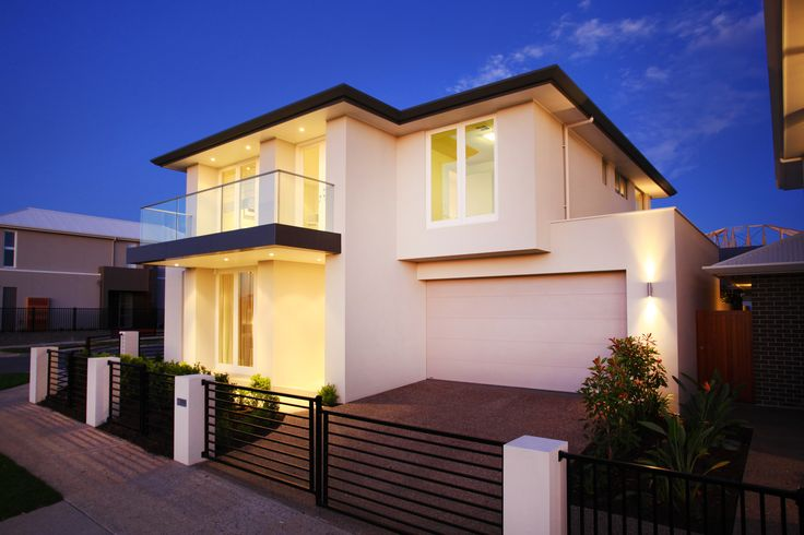 The Domo is perfect for the Modern Family - space to accommodate everyone's needs over two storeys!