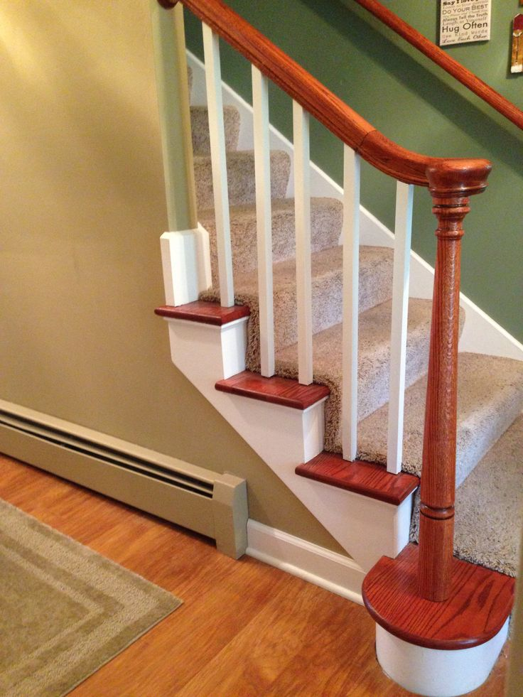 Best 18 Best Stair Remodel Images On Pinterest Stairs Stair 400 x 300