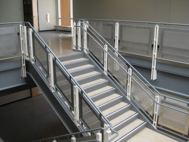 Pascetti Steel Design Was Awarded The Contract For The Recent Albuquerque  Public Schools (APS). Commercial StairsAda ...