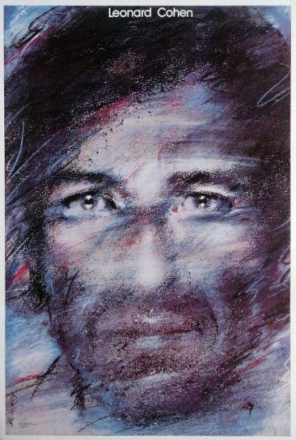 Leonard Cohen - Waldemar Świerzy
