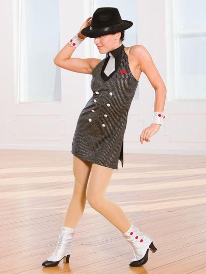 Zoot Suit Riot | Revolution Dancewear Character Dance Recital Costume