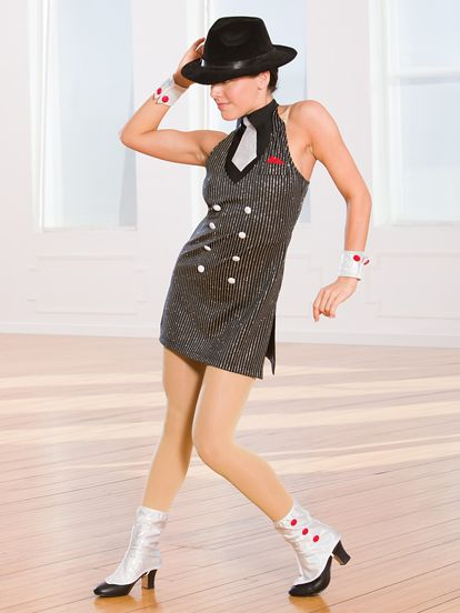 Zoot Suit Riot | Revolution Dancewear Character Dance Recital Costume
