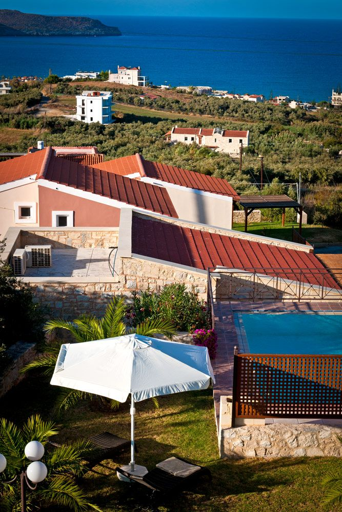 Lofos Apartments  Villas in Agia Marina, Chania, Crete