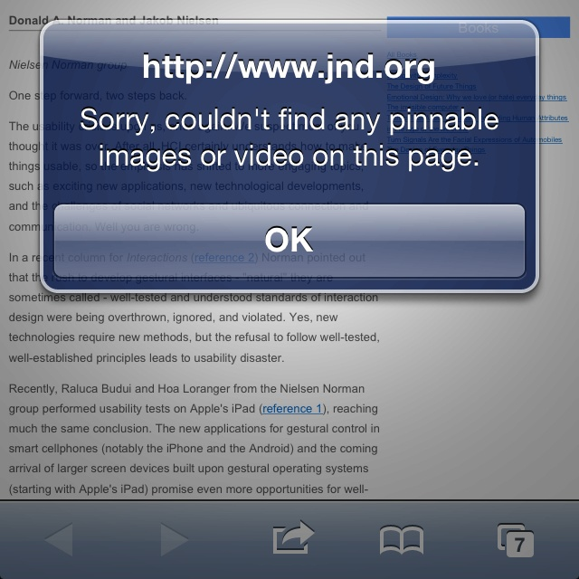 I was going to pin a link but I can't because there's no picture?