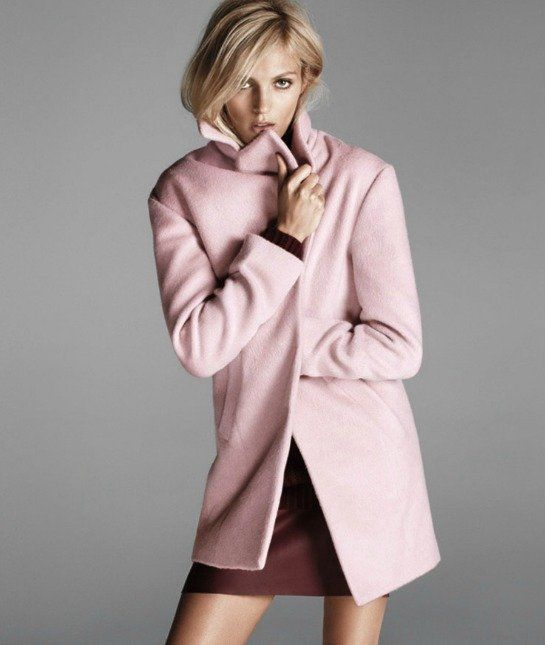 What's Hot Now: Pink Coats For All Kinds Of Weather