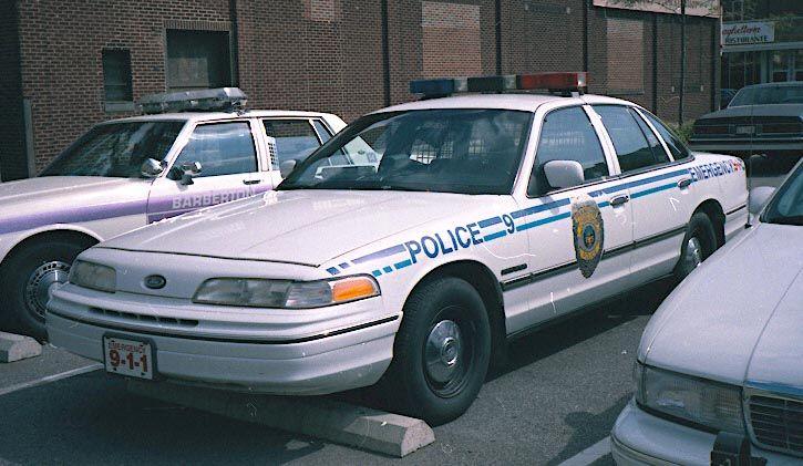 Buying Used Police Car Indiana