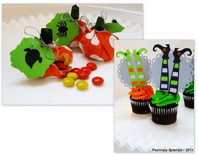 halloween ideas cupcakes and treats