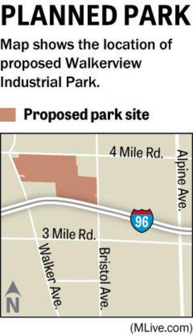 Construction to begin on Walkerview Industrial Park after developer gets final OK