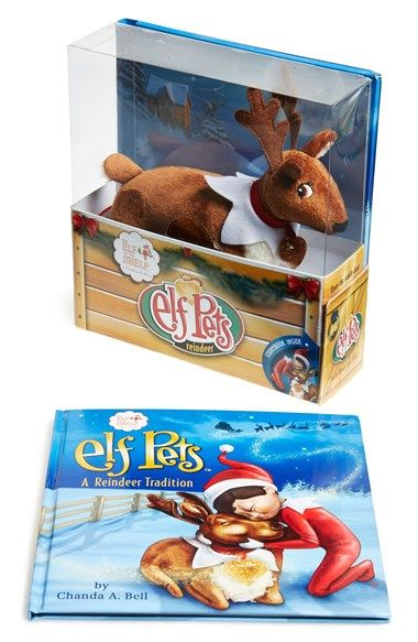 Elf on the Shelf 'Elf Pets' Reindeer & Book available at #Nordstrom