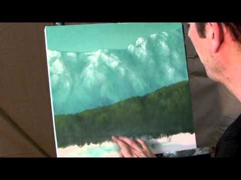 Acrylic Painting Lessons Tips and Tricks by Tim Gagnon www.timgagnonstudio.com